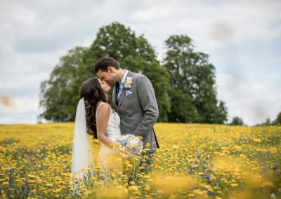 Luxury wedding at Coworth Park