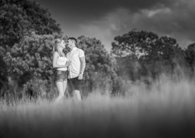 Summer engagement photography in London