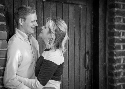 Pre-wedding photography in Blackheath