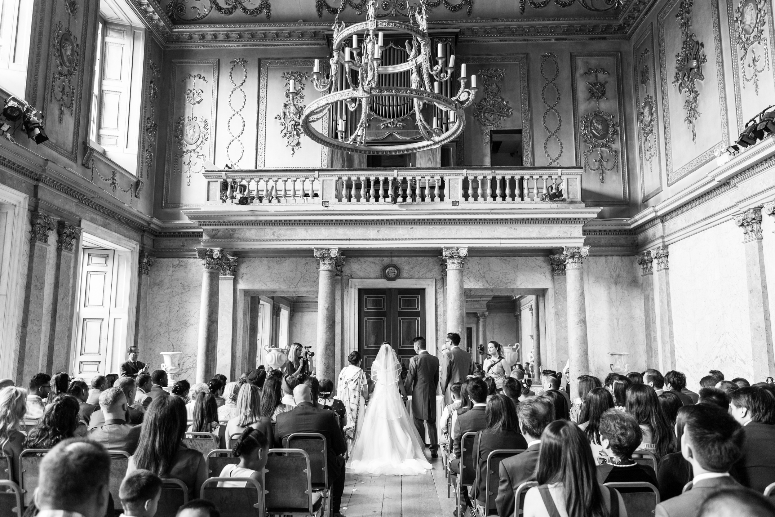London Wedding photography at the Old Royal Naval College