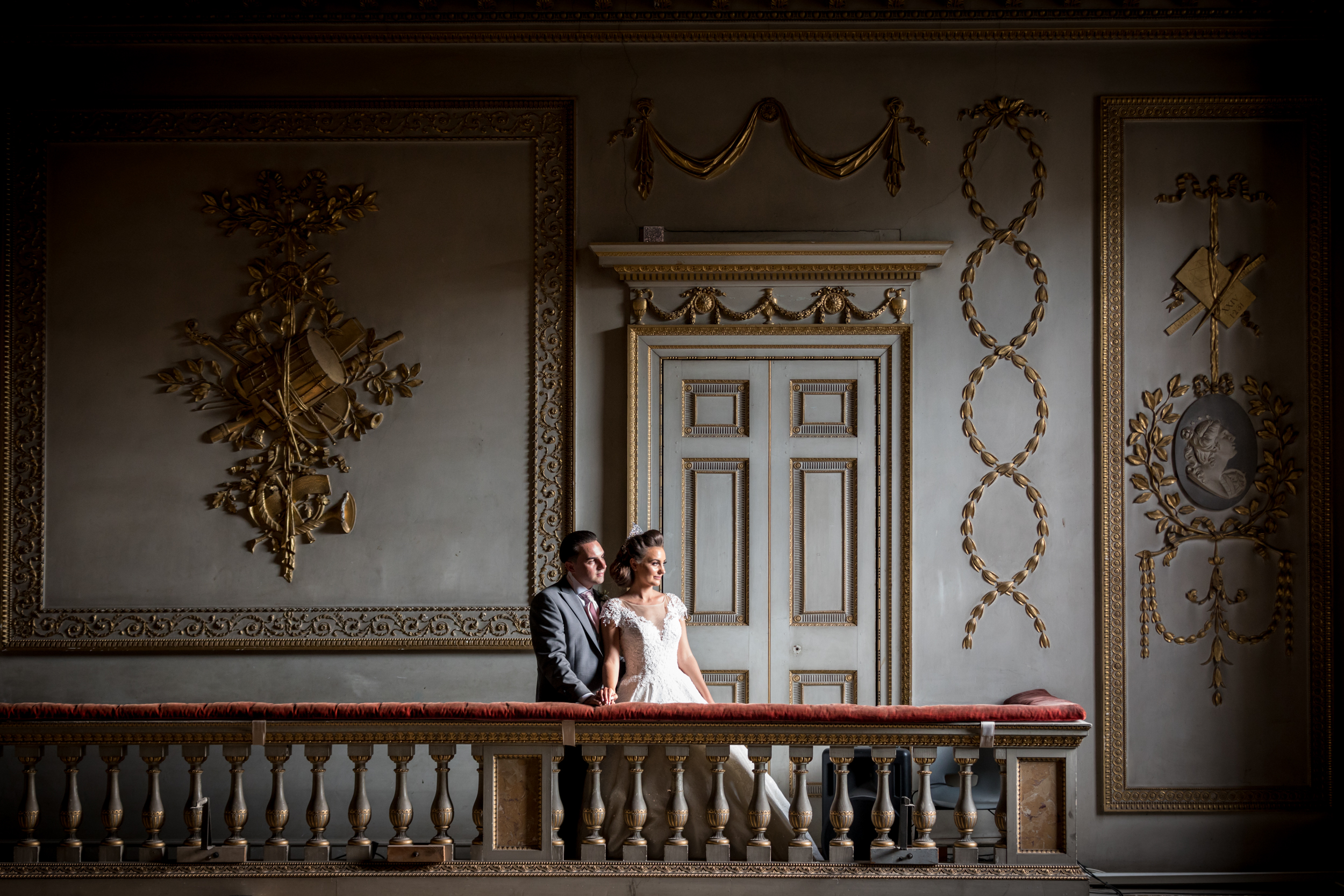 Admirals House wedding at The Old Royal Naval College