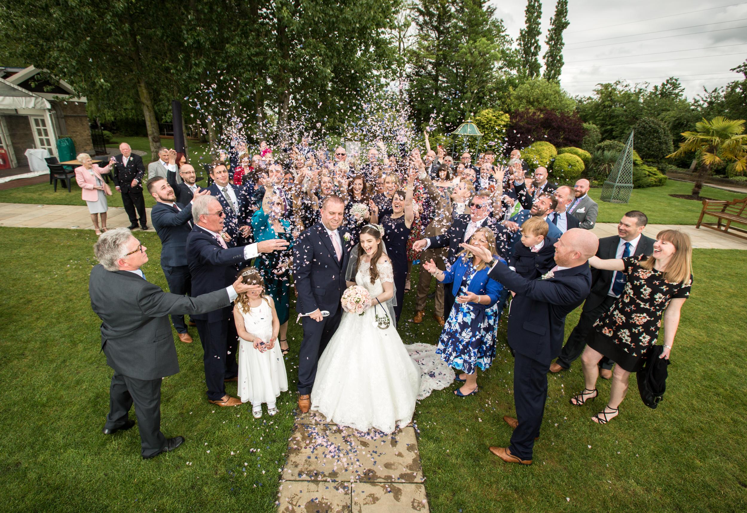 Goodnestone Park Wedding