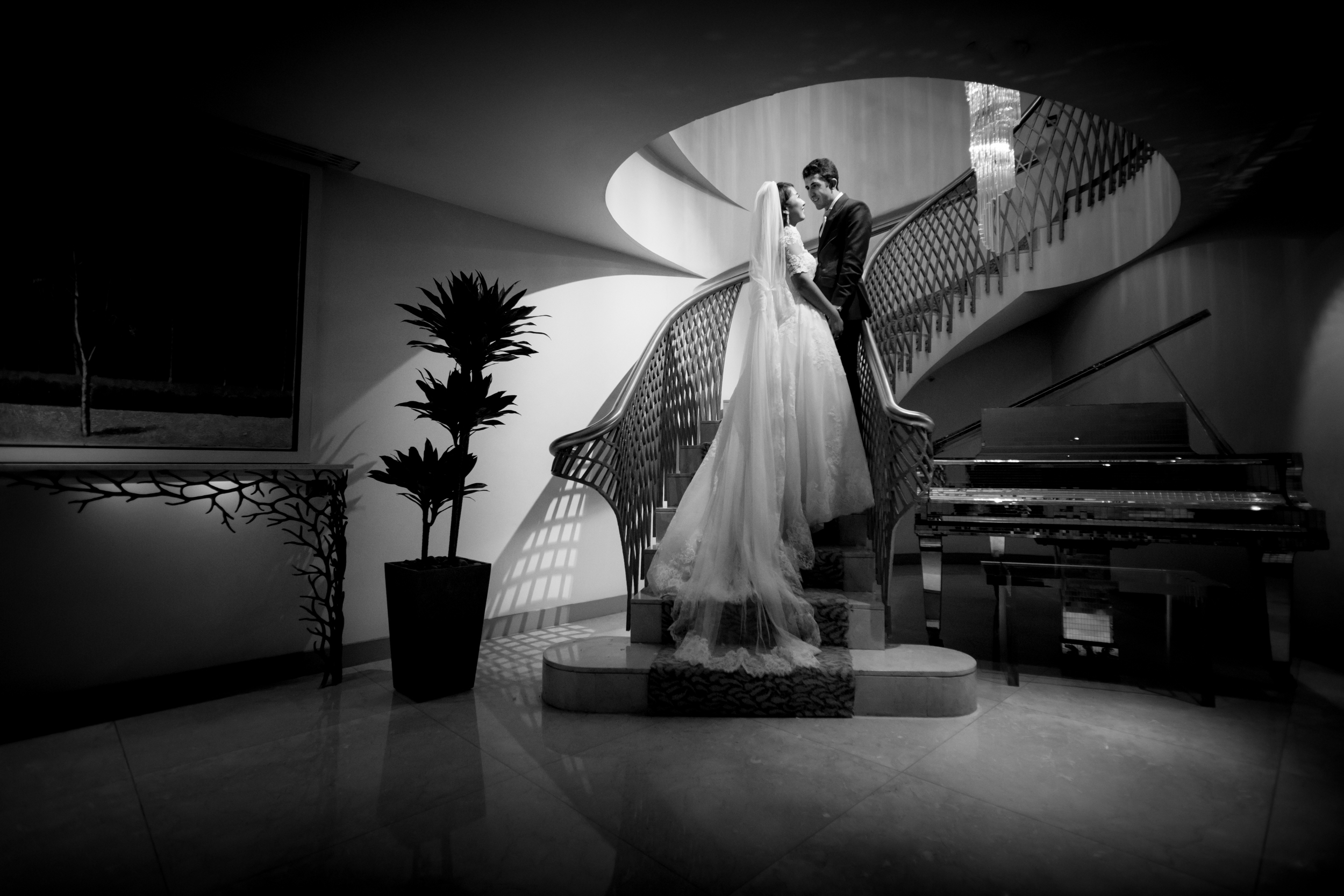 Documentary wedding photography in London